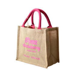 Torba Jute Mini Gift Bag